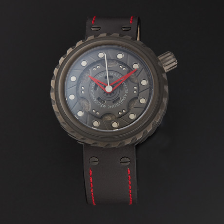 Giuliano Mazzuoli Transmission Automatic // TMGMP05 // Store Display