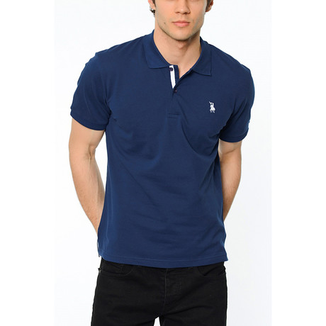 Polo // Dark Blue (S)