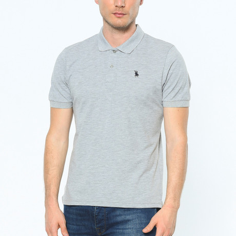 Polo // Light Gray (S)
