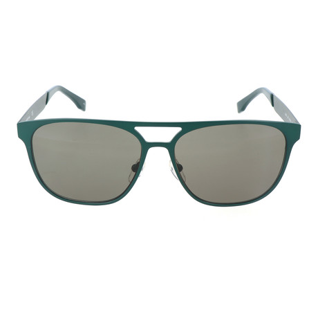 Clive Sunglasses // Olive Green