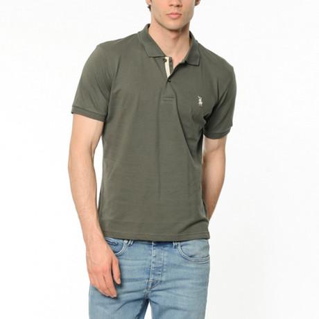 Polo // Gray Khaki (S)