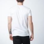 Crew Neck T-Shirt // White (2XL)