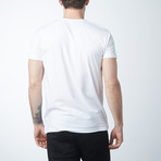 Crew Neck T-Shirt // White (M)