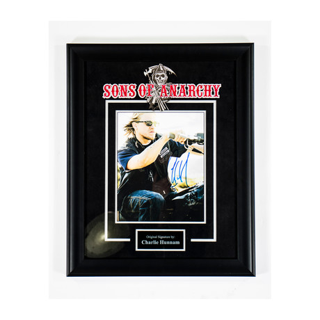 Signed Artist Series // Sons of Anarchy II