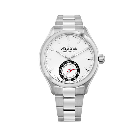 Alpina Horological Quartz Smartwatch // AL-285S5AQ6B