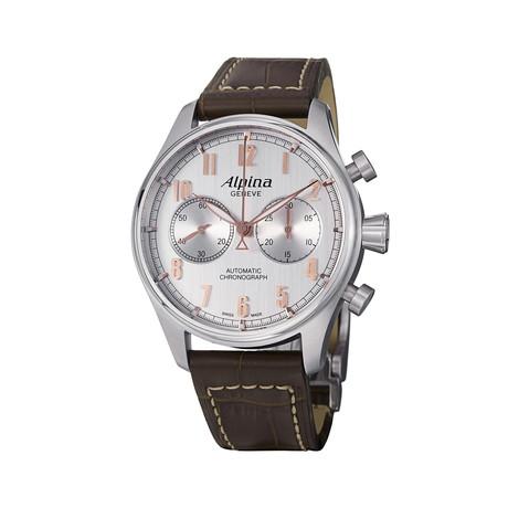 Alpina Startimer Chronograph Automatic // AL-860SCR4S6