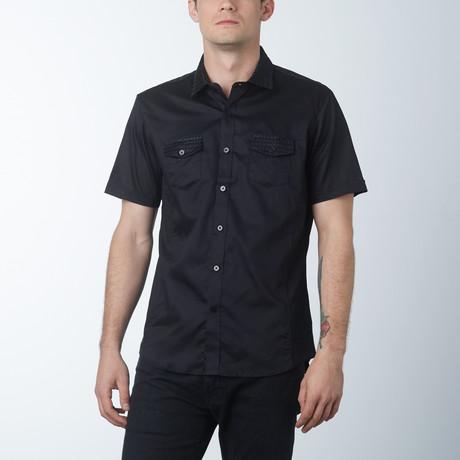 Guava Short Sleeve Shirt // Black (S)