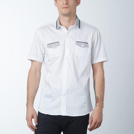 Guava Short Sleeve Shirt // White (S)
