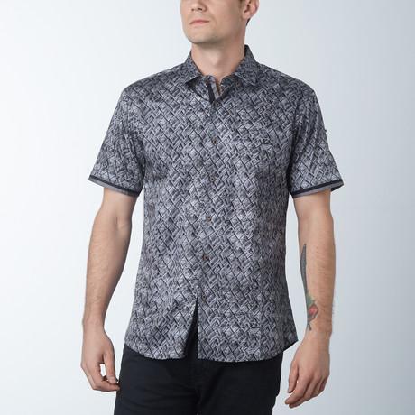 Grove Short Sleeve Shirt // Gray (S)