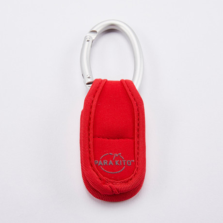 Mosquito Repellent Clip // Red