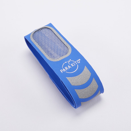 Mosquito Repellent Sport Band // Blue