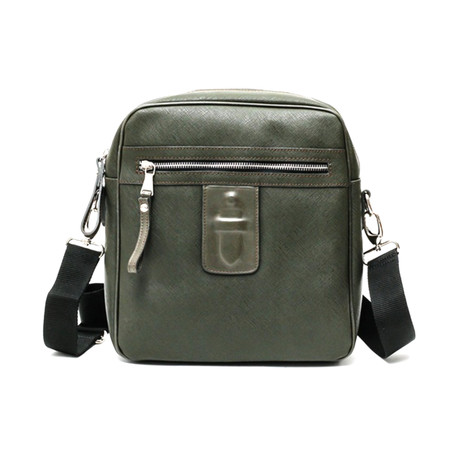 Sidney Gym Bag // Military