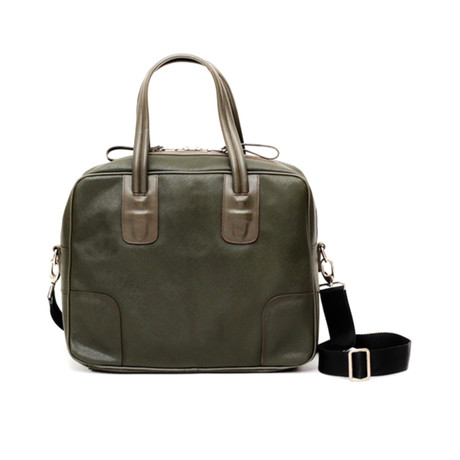 Garrison Messenger Briefcase // Military