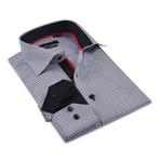 Button-Up Shirt // Black (S)