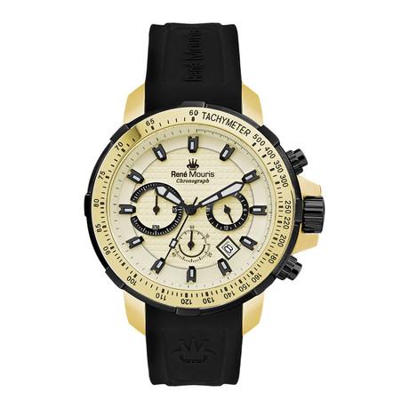 René Mouris Traveller Chronograph Quartz // 90106RM8