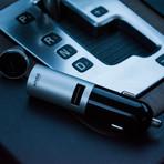 BULLETDrive Headset + Car Charging Capsule