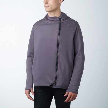 Scuba Evan Jacket // Cool Gray (XS)