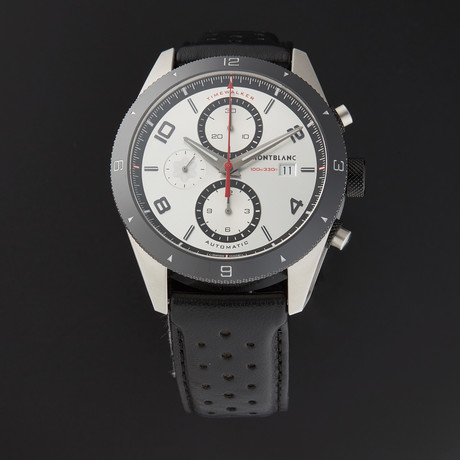 Montblanc Timewalker Automatic // 116100 // Store Display