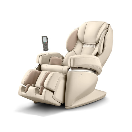 JP1100 Premium Massage Chair // Beige