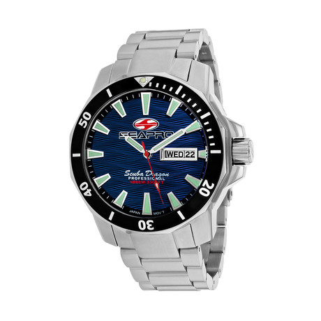 Seapro Scuba Dragon Diver 1000M Quartz // SP8316S
