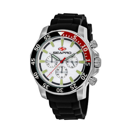 Seapro Scuba Explorer Chronograph Quartz // SP8330