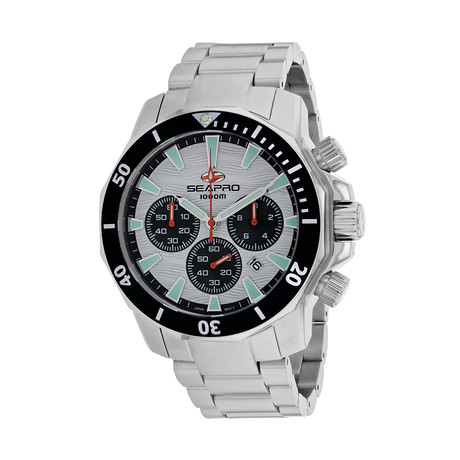 Seapro Scuba Dragon Diver Chronograph Quartz / SP8342
