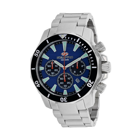 Seapro Scuba Dragon Diver Chronograph Quartz // Limited Edition // SP8344