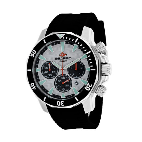 Seapro Scuba Dragon Diver Chronograph Quartz // Limited Edition // SP8342R