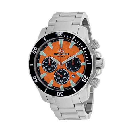 Seapro Scuba Dragon Diver 1000M Quartz // SP8343