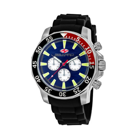 Seapro Scuba Explorer Chronograph Quartz // SP8331