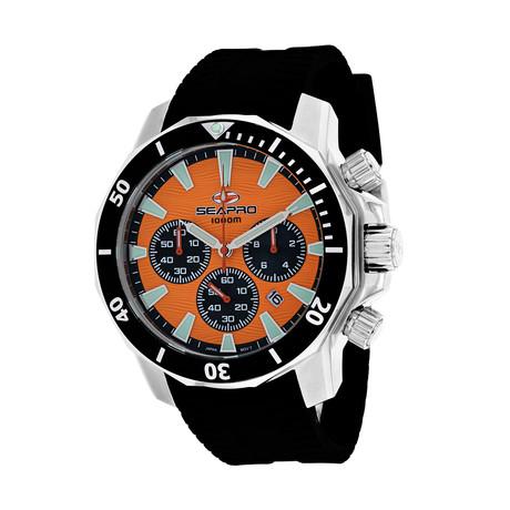 Seapro Scuba Dragon Diver Quartz // Limited Edition // SP8343R