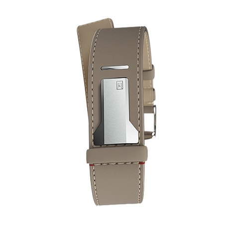 Klokers Quartz // KLINK-04-LC9 // Gray Straight Strap