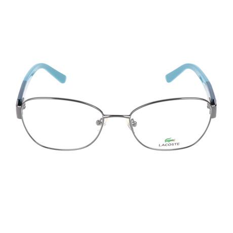 Women's L2173 Optical Frames // Shiny Gunmetal