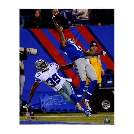 Autographed Photo // Odell Beckham Jr.