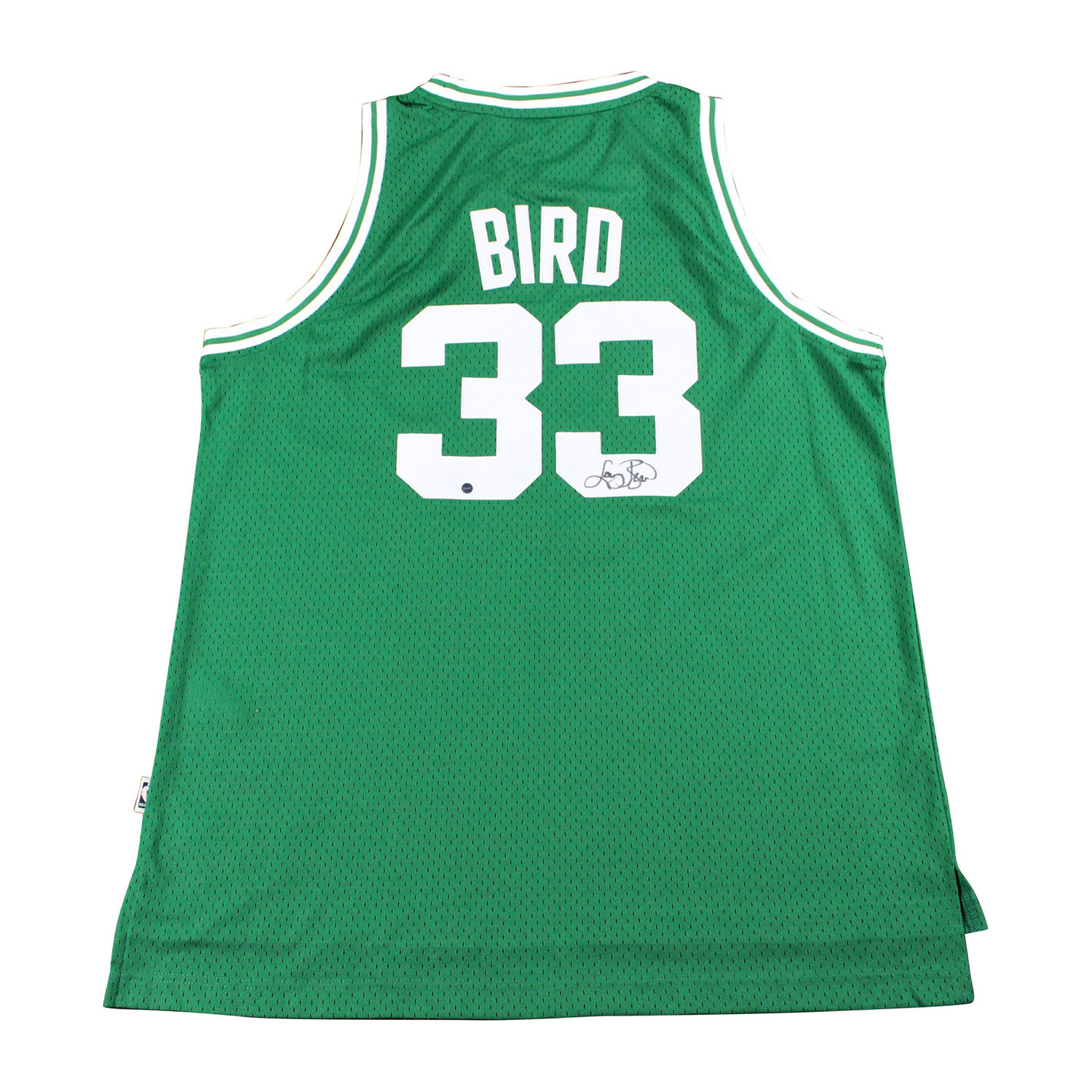 best website 59416 06a6f Larry Bird Signed Authentic Celtics Jersey