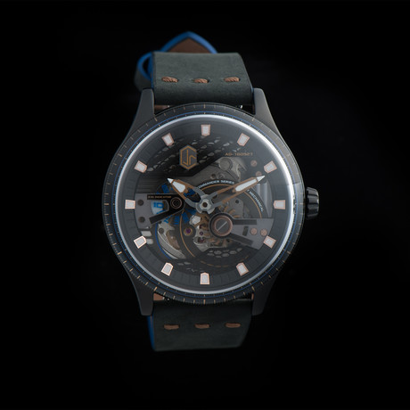 CJR Commander Automatic // Jetstream Blue // CO3-IPB-BK-03