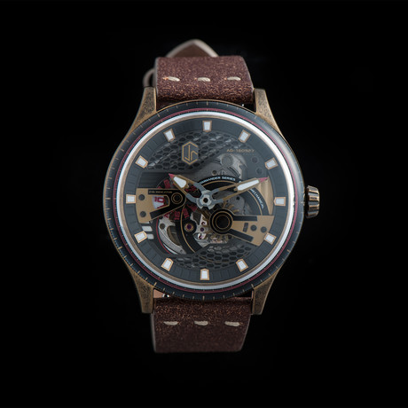 CJR Commander Automatic // Sunset Bronze // CO3-AN-BK-02