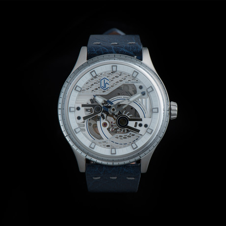 CJR Commander Automatic // CO3-SS-SL-07