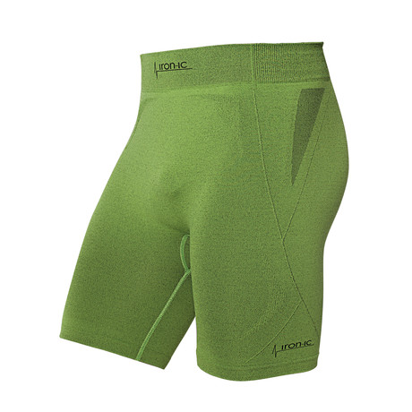 Iron-ic 2.0 Shorts // Green