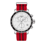 Tissot Quickster Chronograph Quartz // Chicago Bulls