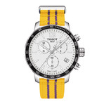 Tissot Quickster Chronograph Quartz // Los Angeles Lakers