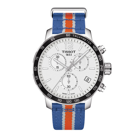 Tissot Quickster Chronograph // New York Knicks
