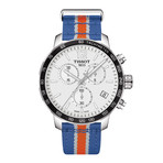 Tissot Quickster Chronograph Quartz // New York Knicks
