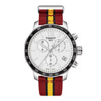 Tissot Quickster Chronograph Quartz // Miami Heat