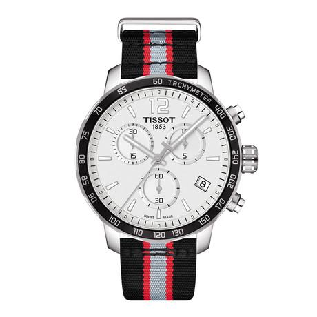 Tissot Quickster Chronograph Quartz // Portland Trail Blazers