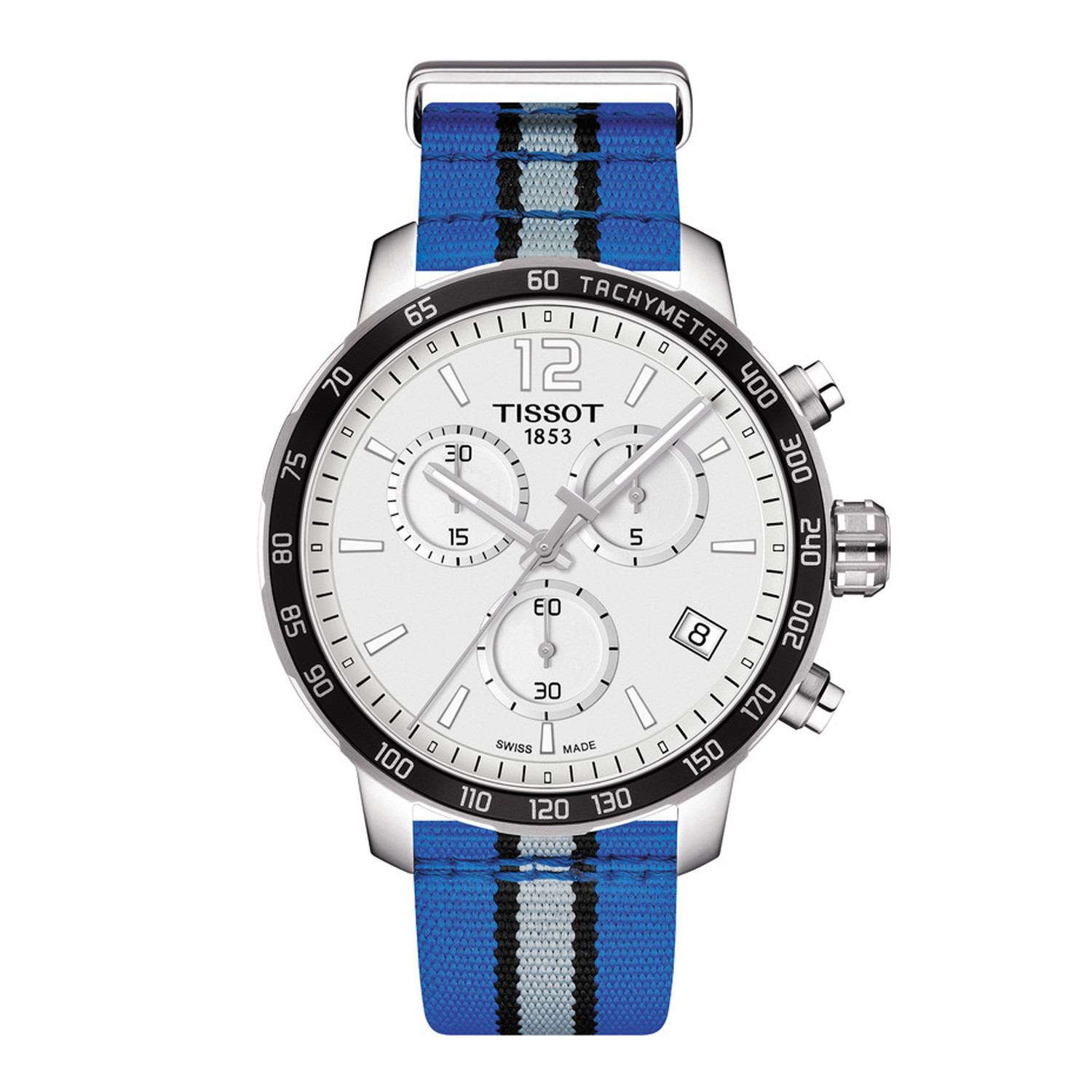 Tissot Quickster Chronograph Quartz // Orlando Magic - Tissot
