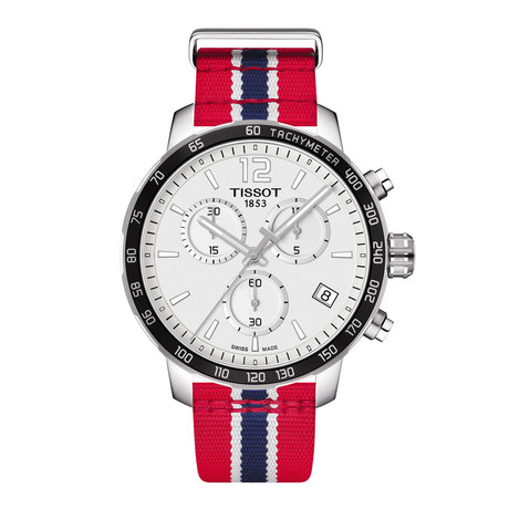 Tissot Quickster Chronograph Quartz // Washington Wizards