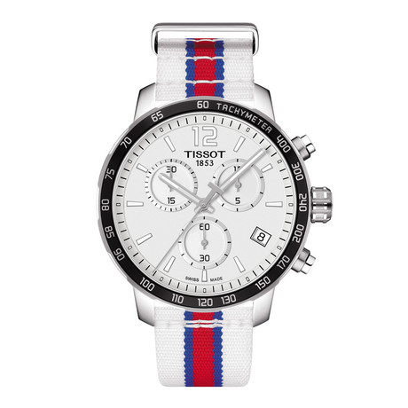 Tissot Quickster Chronograph // Los Angeles Clippers