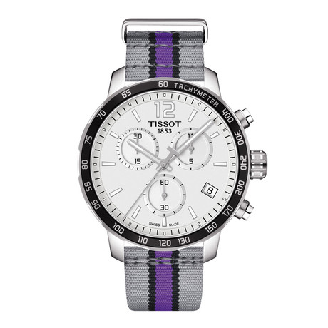 Tissot Quickster Chronograph Quartz // Sacramento Kings