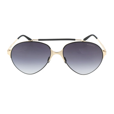Carrera 124 Sunglasses // Gold Black